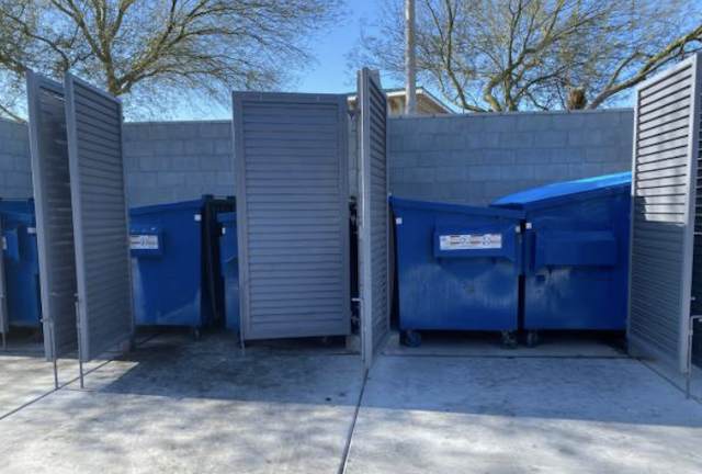 dumpster cleaning in daly city