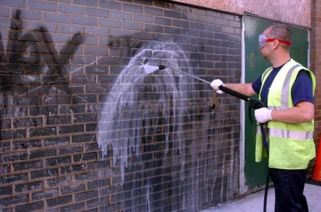 graffiti removal in daly city